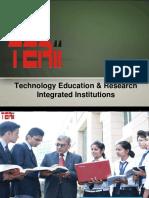 TERii (Messages) - Best Engineering College & Top B Schools in Haryana