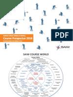 2018 SAIW Course Prospectus