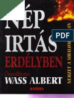 Wass Albert -Népirtás Erdélyben-Nemzet a Siralomházban