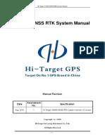 Jual GPS Geodetic Hi-Target V30 50 GNSS RTK 081289854242