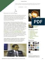 La Ufología Es Un Circo - Entrevista a Luis Ruiz Noguez