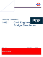 1-051 A4 Civil Engineering Bridge Structures