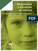 Manual de Violência Doméstica e Infantil