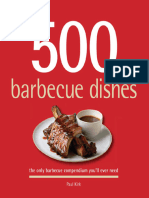 500 Barbecue Dishes - Paul Kirk