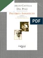 Castilla Del Pino, Carlos - Preterito Imperfecto_completo-A