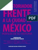 El Historiador  Frente a la Cd México