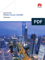 Huawei AC6005 Wireless Access Controller Datasheet