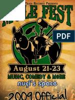 Mule Fest Guide