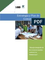 Estrategia y Plan Comunicación Proyecto Manejo Integrado Recursos Marino-Costeros en Puntarenas
