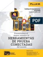 Catalogo de Productos Fluke 2015