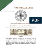Fiducius-Meditaciones Sobre Viñetas Rosacruces