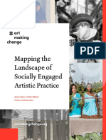Mapping the Landscape of Socially Engaged Artistic Practice Sept2017
