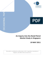 Inquiry Into Retail Petrol Market in Singapore May 23