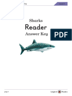 Sharks Reader Answer Key Ladybird Readers Level 3
