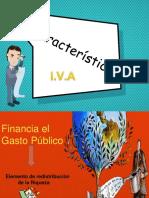 Características Del I.v.A