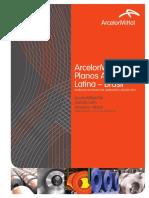 Catalogo Acos Planos America Sul