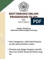 bayi tabung dalam Islam