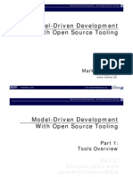 Mdd Open Source Tooling
