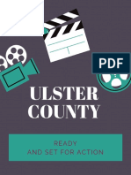 Ulster County Film Report