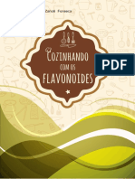 Livro Flavonoides Receitas Capa Verde.isbn