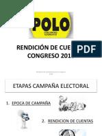 Diapositivas Rendición de Cuentas