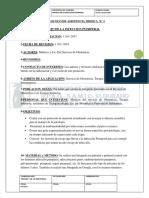i - Protocolo de Asistencia Medica 1 Manejo de La Infeccion Puerperal 2017