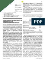 Glucose Yeast Extract Fixed Nitrogen I