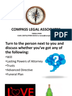 Compass Legal Associates Presentation 11.01.2018