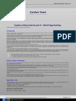 Exploit Writing Tutorial Part 8 Win32 Egg Hunting