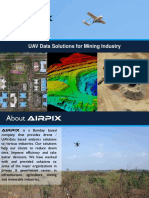 Airpix_Drone Solutions for Mining Industry
