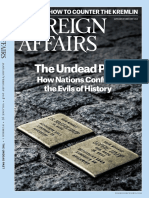 Foreign Affairs January February 2018