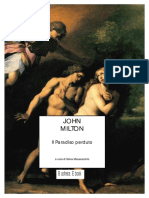 John Milton-Il Paradiso Perduto