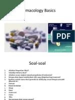 Farmakologi Dasar 2014