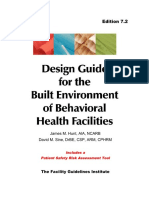 Design Guide for Behavioral Health