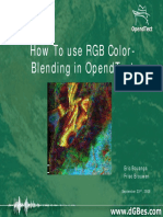 Howto Rgb Blending