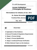 3 Process Validation