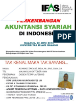 2016 IAI Perkembangan Akuntansi Syariah