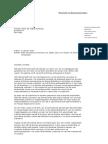 Kamerbrief Met Reactie Op Motie Over Sluiten Eritrese Ambassade