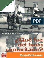 Que Fue Del Buen Samaritano - Ha-joon Chang (2)