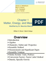 1 Ch 01  Matter T1 503-504 chm 110