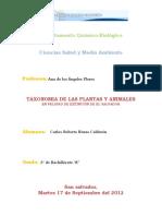 ARACELY TAXONOMIA-de-Animales-y-Plantas-en-peligro-de-extincion-en-El-Salvador.pdf