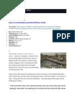 A History of the Hajj