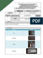 Informe de Scanner Automtoriz Ruben Duran