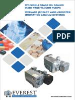 Rotary Vane Vacuum Pumps (1)