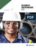 Relatório Sustentabilidade 2012 Pt