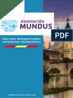 Mundus Hosting Booklet