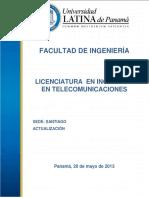 Ingeniería en Telecomunicaciones - Nuevo