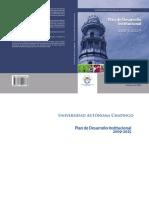 Plan de Desarrollo Institucional 2009 2025