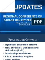 2017 Caraga Regional Confab - RAS Updated Jan 2 2018