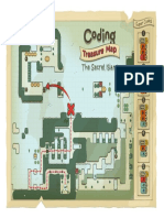 Coding Awbie Treasure Map